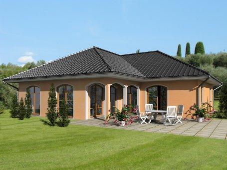 Bungalow bauen in berlin brandenburg 4 bungalow for Massivhaus modern